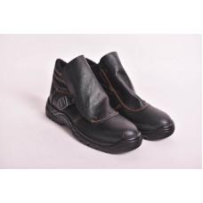 Ботинки сварщика на ПУП с металлическим носком