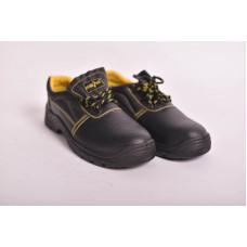 Туфли рабочие кожаные с металлическим под носком REIS BRYES-P-SB