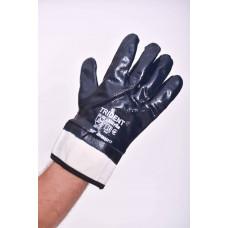 Перчатки МБС маслобензостойкие твердый манжет