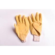 Перчатки прорезиненые стекольщика